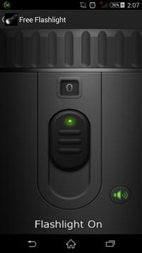 Free Flashlight apk screenshot