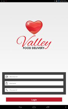Valley Food Driver poster