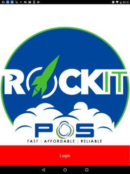 Rockit Admin App poster