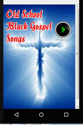 Old School Black Gospel Songs for Android - APK Download