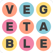 Fruit & Vegetable Puzzle Games icon