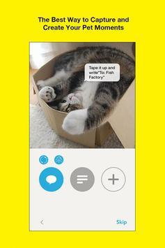 Bo -Sticker Cam for Pet Lovers apk screenshot