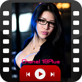 Chanel 18Plus TV icon