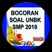 Bocoran Soal Dan Jawaban UNBK SMP 2018 icon