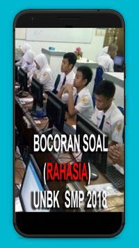 Bocoran Soal Dan Jawaban UNBK SMP 2018 poster