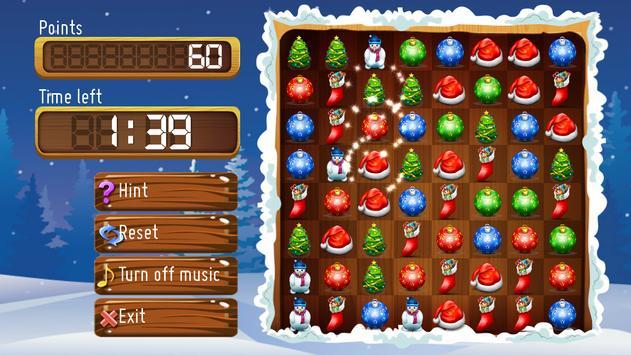 Christmas Match 3 screenshot 4