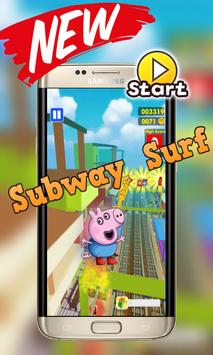 Adventure Pepa Run pig screenshot 1