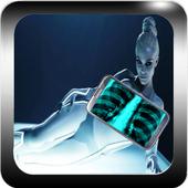 Phone X-ray Joke icon