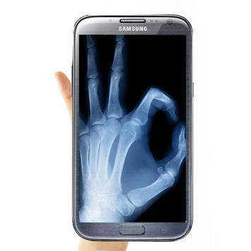 Phone X-ray Joke apk screenshot