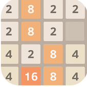 board game 2048 icon