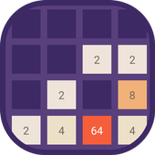2048 Board Swipe icon