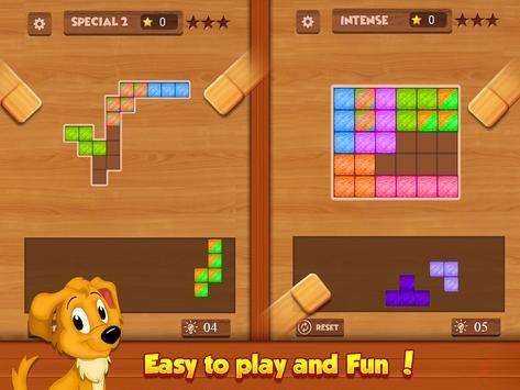 Wood Block Puzzle screenshot 17