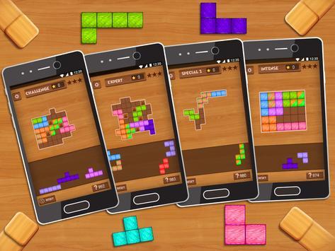 Wood Block Puzzle screenshot 9
