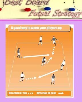 Board Futsal Strategy screenshot 1