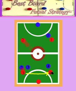 Board Futsal Strategy screenshot 2
