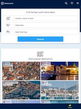 Boataround Yacht Booking App! screenshot 2