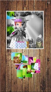 Play Sofia Puzzle Princess poster
