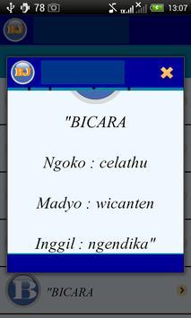 Belajar Bahasa Jawa screenshot 4