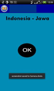Belajar Bahasa Jawa screenshot 1