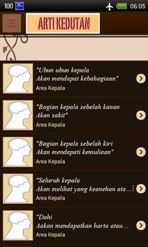 Primbon Jawa Arti Kedutan screenshot 1