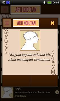 Primbon Jawa Arti Kedutan screenshot 2