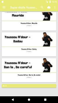 Super étoile Youssou N'dour screenshot 1