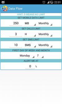 DataFlow - Data Usage screenshot 4