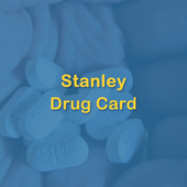 Stanley Drug Card icon