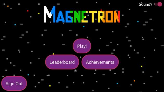 Magnetron poster