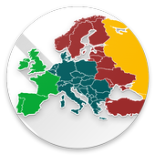 Europe Map Quiz icon