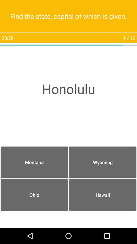 Find The State Map Quiz.Us Map Quiz For Android Apk Download