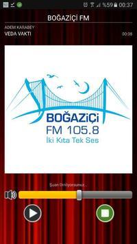 Boğaziçi FM poster