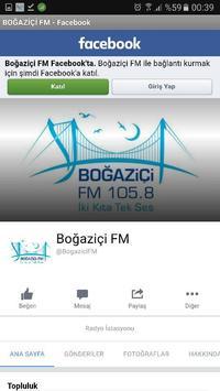 Boğaziçi FM screenshot 1
