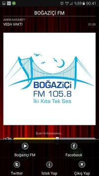 Boğaziçi FM screenshot 4