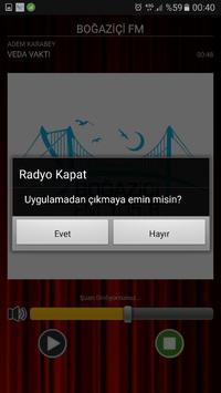 Boğaziçi FM screenshot 5