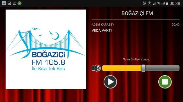 Boğaziçi FM screenshot 6