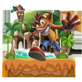 Super Bandicoot: Lost Jungle icon