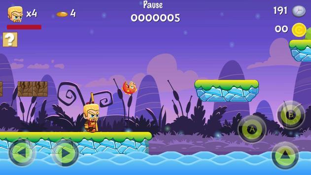 Titan Adventure apk screenshot