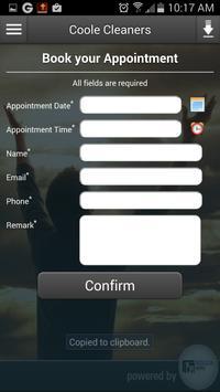 Coole Cleaners screenshot 1