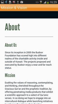 Bodoor Foundation apk screenshot