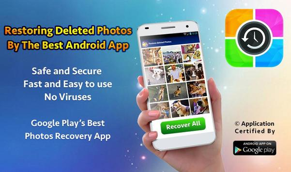 Insta Recover Deleted Photos poster