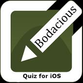 Bodacious Quiz for iOS icon
