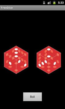 Free Dice poster