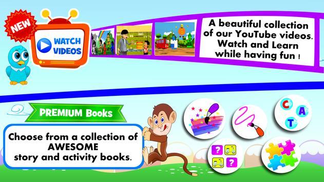 read n learn toddler book apk screenshot