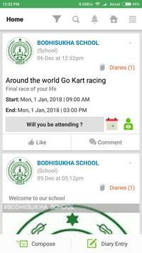 Bodhisukha School screenshot 4