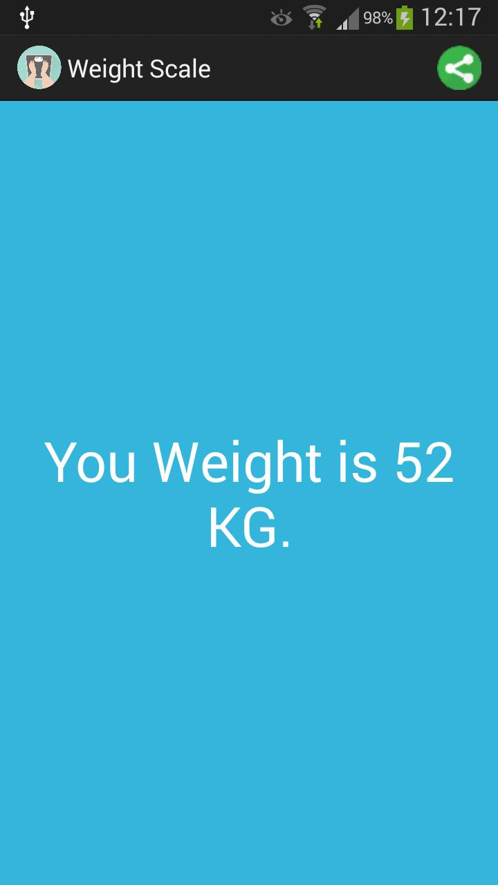 Body Weight Scale Simulator for Android - APK Download