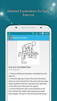 BodyBuilding & Fitness Workout apk screenshot