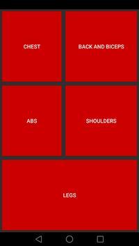 body building : body builder apk screenshot