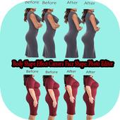 Body Shape Effect Camera Face Shape: HD Photo Edit icon