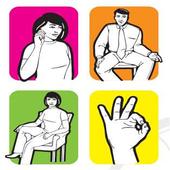 Basic Body Language icon